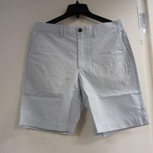 Men's J Crew Seersucker Shorts